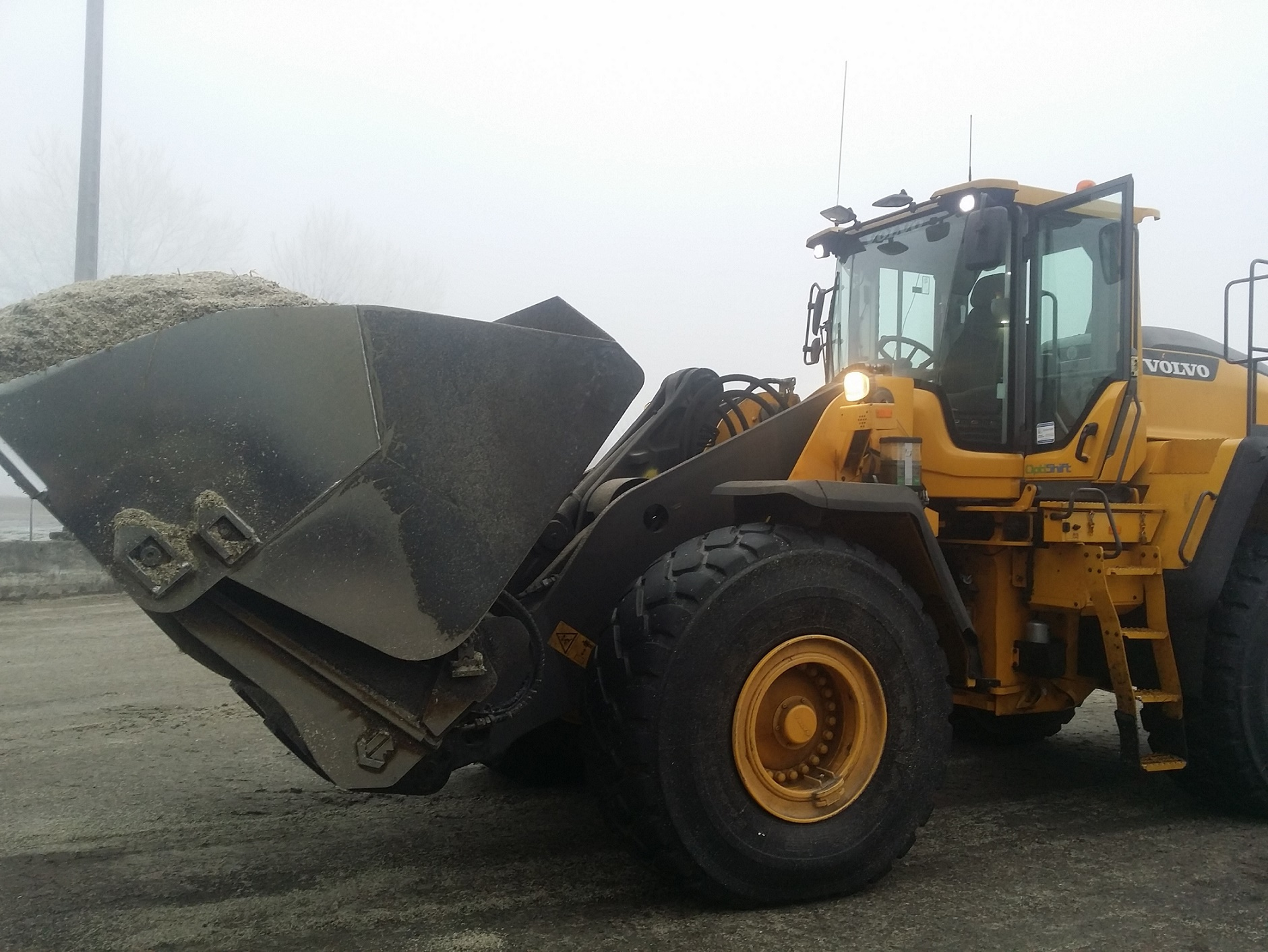 Chargeuse d'occasion Volvo L180G